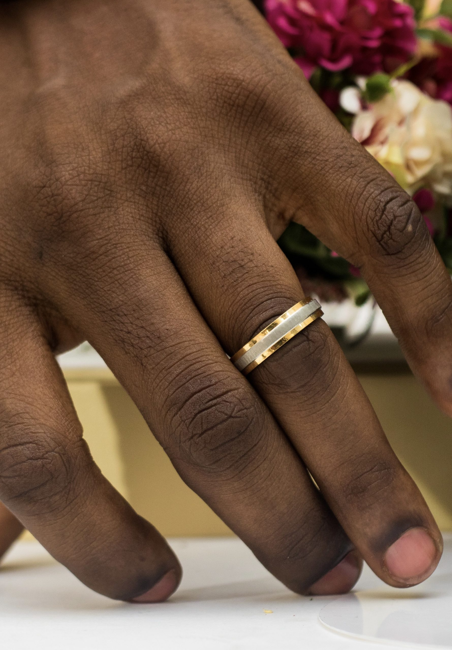A perfect ring for a perfect man